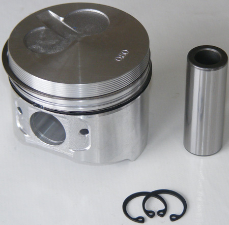 Piston Assembly, 0.25 (Rings included)(M-11-7023)