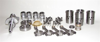 Compressor kit With Rods & Crank (M-X426C)