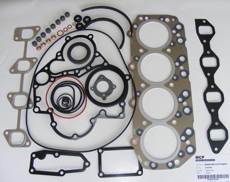 Gasket Set, 2.2DI Engine (M-30-262)