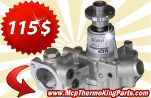 Water Pump M-11-9499(M-13-509)