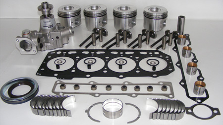 Yanmar 486 Engine Overhaul Kit (M-10-486)