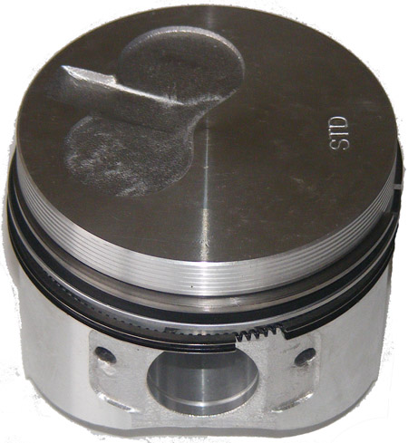 Piston Assy., Std. (Rings Included) (M-11-9934)