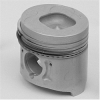 Piston 88.00 MM, Std. (Rings, Pin, Clips)(M-11-5900)