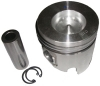 Piston with Rings, 0.25 - 0.50 MM -482 ENGINE ONLY (M-11-9044)